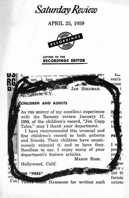 saturday review 4-25-1959