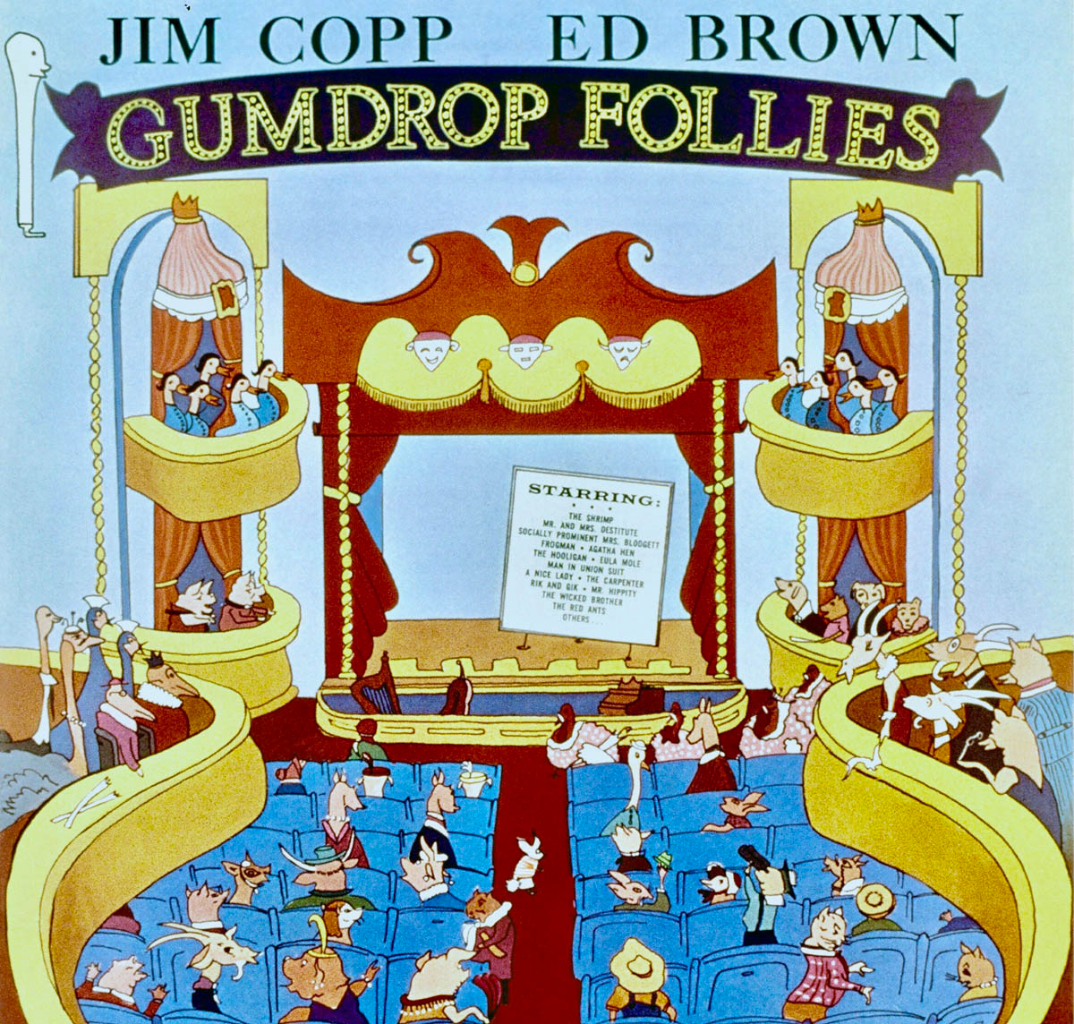 Gumdrop Follies Album