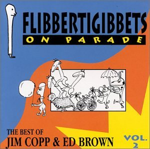 Flibbertigibbets on Parade CD album cover